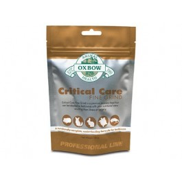 Oxbow Critical Care Fine Grind 100 grs - Dogteur