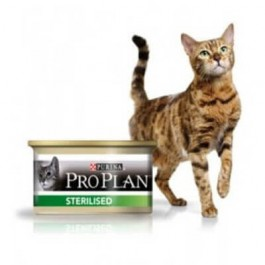 Purina Proplan Cat Sterilised Saumon 24 x 85 grs - Dogteur