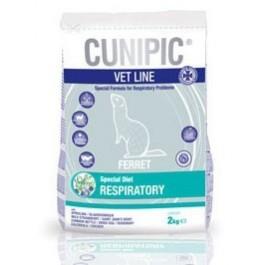 Cunipic Vet Line Furet Respiratory 2 Kg - Dogteur