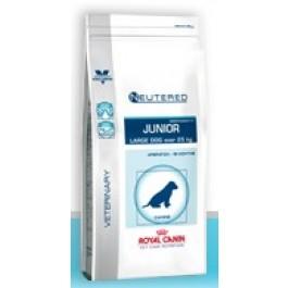 Royal Canin Vet Care Nutrition Neutered Junior Large Dog 4 kg - Dogteur