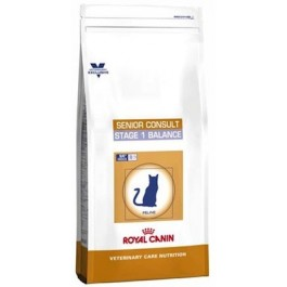 Royal Canin Vet Care Nutrition Cat Senior Consult Stage 1 3.5 kg - Dogteur