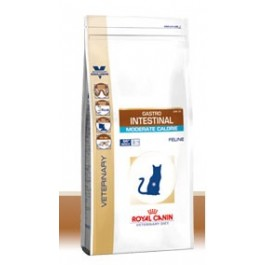 Royal Canin Veterinary Diet Cat Gastro Intestinal Moderate Calorie GIM35 2 kg - Dogteur
