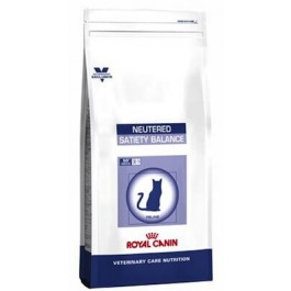 Royal Canin Vet Care Nutrition Cat Neutered Satiety Balance 400 grs - Dogteur