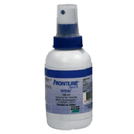 Frontline Spray 100 ML - Dogteur