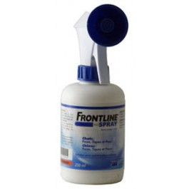 Frontline Spray 250 ML - Dogteur