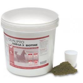 Qualipro Omega 3 Biotine 5 kg - Dogteur