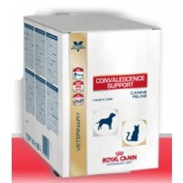 Royal Canin Veterinary Diet Convalescence Support 10 sachets de 50 grs - Dogteur