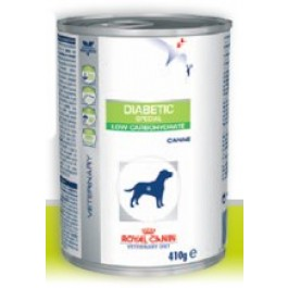 Royal Canin Veterinary Diet Dog Diabetic 12 x 410 grs - Dogteur