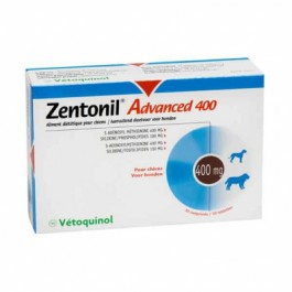 Zentonil Advanced 400 mg 30 cps - Dogteur