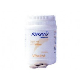Sofcanis Canin Vitalité 100 cps - Dogteur