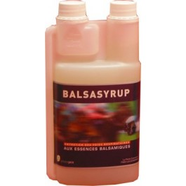 Greenpex Balsasyrup 500 ml - Dogteur