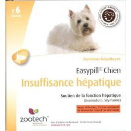 Easypill Insuffisance hépatique Chien - Dogteur