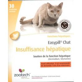 Easypill Insuffisance hépatique Chat  - Dogteur