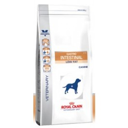 Royal Canin Veterinary Diet Dog Gastro Intestinal Low Fat LF22 6 kg - Dogteur