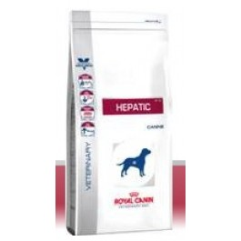 Royal Canin Veterinary Diet Dog Hepatic HF16 12 kg - Dogteur