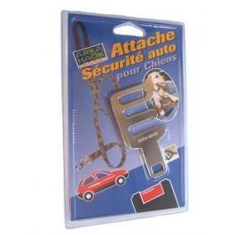 Attache laisse sécurité voiture Arka-Haok - Dogteur