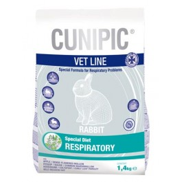 Cunipic Vet Line Lapin Respiratory 1,4 Kg - Dogteur