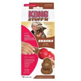 Kong Stuff'n Liver Snacks Large - Dogteur