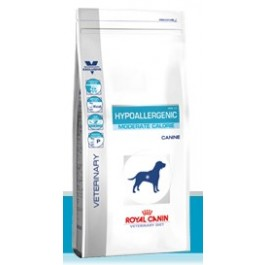 Royal Canin Veterinary Diet Dog Hypoallergenic Moderate Calorie HME23 14 kg - Dogteur