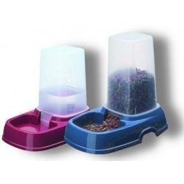 Karlie Distributeur eau ou croquettes 1.5L - Dogteur