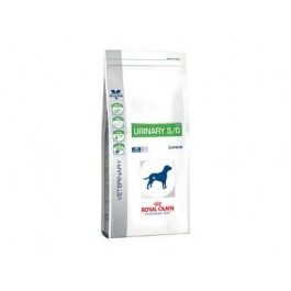 Royal Canin Veterinary Diet Dog Urinary LP18 7.5 kg - Dogteur
