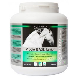 Equistro Mega Base Junior 1 L - Dogteur