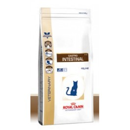 Royal Canin Veterinary Diet Cat Gastro Intestinal GI32 400 grs - Dogteur