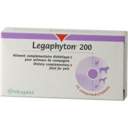 Legaphyton 200 24 cps Nouvelle Formule - Dogteur