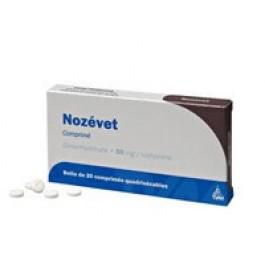 Nozevet 20 cps - Dogteur
