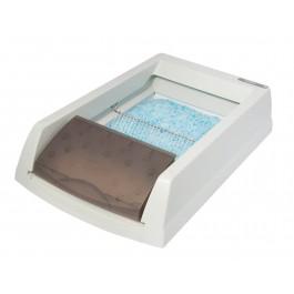 Pet Safe Boîte à litière auto-nettoyante ScoopFree Original - Dogteur