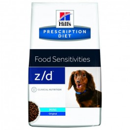 Hill's Prescription Diet Canine Z/D MINI Allergy & Skin Care 6kg - Dogteur