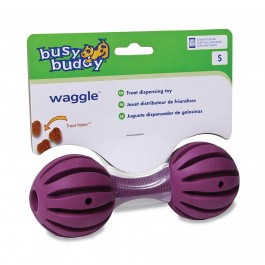 Busy Buddy Waggle pour petit chien - Dogteur