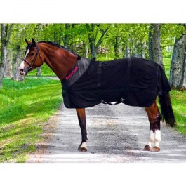 Back On Track Chemise Filet pour Cheval 125 cm - Dogteur