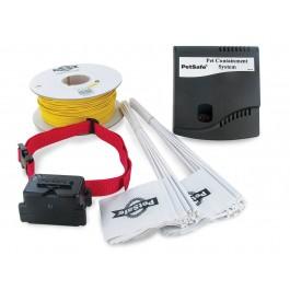 Pet Safe Système de clôture anti-fugue avec collier super PRF-3004XW-20 - Dogteur