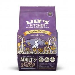 Lily's Kitchen Saumon et Truite Sans Gluten Chien Senior 2,5 kg - Dogteur