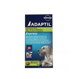 Adaptil Express 10 Comprimés - Dogteur