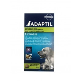 Adaptil Express 40 comprimés - Dogteur