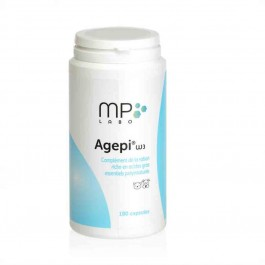 Agepi Omega 3 - 180 capsules - Dogteur