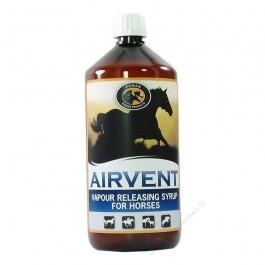 Airvent Foran pour les voies respiratoires Cheval de course 1 L - Dogteur