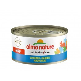Almo Nature Chat Jelly HFC Maquereau 24 x 70 grs - Dogteur
