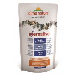 Almo Nature Alternative Chat Adulte Poulet 750 g - Dogteur