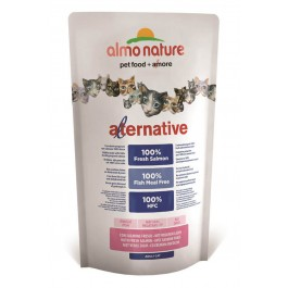 Almo Nature Alternative Chat Adulte Saumon 750 g - Dogteur