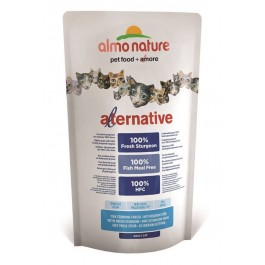 Almo Nature Alternative Chat Adulte Esturgeon 750 g - Dogteur