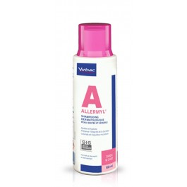 Allermyl shampooing Glycotec 500 ml - Dogteur