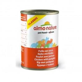 Almo Nature Chat Classic Poulet avec Potiron 24 x 140 grs - Dogteur