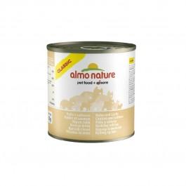 Almo Nature Chat Classic Poulet et Saumon 12 x 280 grs - Dogteur