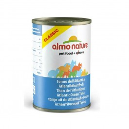 Almo Nature Chat Classic Thon de l'Atlantique 24 x 140 grs - Dogteur