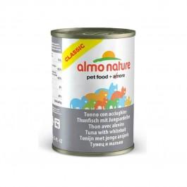 Almo Nature Chat Classic Thon et Alevins 24 x 140 grs - Dogteur