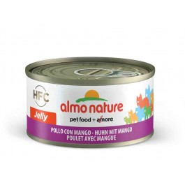 Almo Nature Chat HFC Jelly Poulet et Mangue 24 x 70 grs - Dogteur