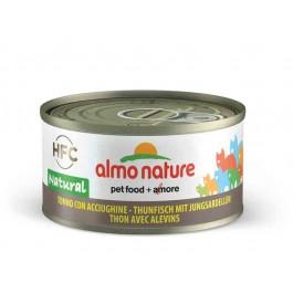 Almo Nature Chat Natural HFC Thon avec Alevins 24 x 70 grs - Dogteur